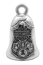HARLEY DAVIDSON Bar & Shield Eagle Police Ride Bell