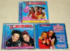 3 CD SAMMLUNG - DIE LOLLIPOPS - WINTERWUNDERLAND NEUE HITS MEGA CHART PARTY 2005