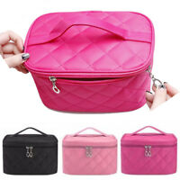 Women Multifunction Travel Cosmetic Bag Makeup Case Pouch Toiletry Organizer New