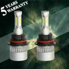 9007 LED Headlight Bulbs Kit for Dodge Ram 1500 2500 3500 2003-2005 Hi-Low Beam