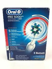 Oral-B Pro 5000 SmartSeries Power Rechargeable Electric Toothbrush - Sealed