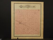 Nebraska State Map Phelps County Map, Laird Township  1903  K7#12