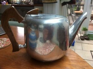 Piquot Ware teapot