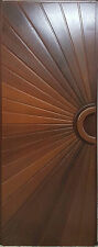 Solid Timber Entrance Door (Merbau) 820 x 2040