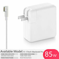 85W Model L MagSafe1 AC Charger Power Adapter For Macbook Pro A1286, A1150, A115
