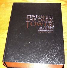 Stephen King's The Dark Tower The Complete Concordance Lettered GG of 52 Copies