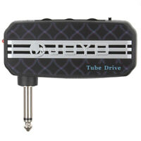 Mini Pocket Guitar Headphone Amp Amplifier Tube Drive