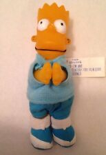 Vintage RARE 1990 Bart Simpson Mini Doll-Grasping Grip hands/arms (by Dan-dee)