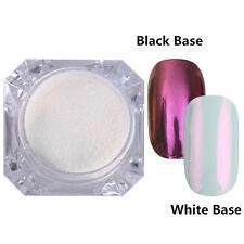 Nail Glitter Mirror Powder Dust Pearl Nail Art Chrome Pigment Decoration DIY