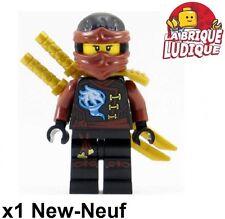 Lego - Figurine Minifig Ninjago Nya Skybound + 2 sabres sword njo200 70604 NEUF