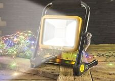 Professional FAITHFULL 20W Portable LED Power Slim Work Light Rechargeable