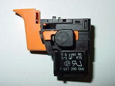 Bosch Rotary Hammer Drill Switch #1617200066 for 11224VSR 11224VSRC and 11200VSR