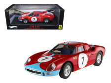 1/18 Hot Wheels Ferrari 250 LM #7 Elite Edition Diecast Model Car Red T6261