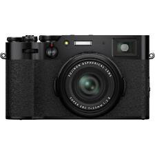 Fujifilm X100V Digital Camera Black Multi genuine