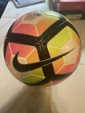 Nike Ordem 4 Team Usa Promo Official Match Soccer Ball, Psc494-100, Size 5