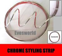 CHROME STYLING MOULDING TRIM STRIP 3.5MM ADHESIVE  CHRYSLER PT CRUISER HATCHBACK