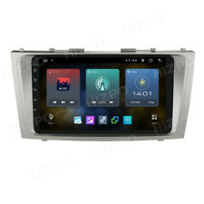 For Toyota Camry Aurion Stereo DSP Radio CarPlay GPS Nav 9''Android 8Core 4+64GB