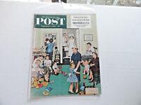 Saturday Evening Post Magazine September 3 1955 Complete