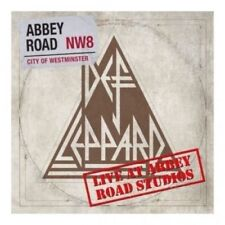 """DEF LEPPARD - LIVE AT ABBEY ROAD Vinyl  EP 12"""" RSD 2018 NEW!"""