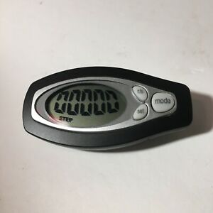 NEW Step Pedometer, Belt Clip Included Training Fitness Health Wellness
