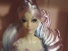 UNICORN GODDESS MYTHICAL MUSE BARBIE DOLL GOLD LABEL MATTEL #FJH82 MINT NRFB