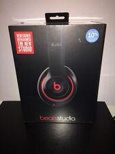 Beatsstudio 2 By Dr Dre Wired Overear Headphone - Black-