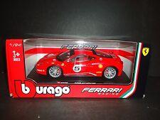 Bburago Ferrari 458 Challenge Red 1/24