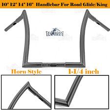 """For Harley Road Glide Road King Horn Ape Monkey Rise 10"""" 12"""" 14"""" 16"""" Handlebar"""