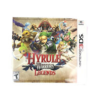 NEW Hyrule Warriors Legends Nintendo 3DS Video Game 2016 SEALED