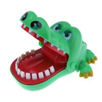 Large Crocodile Mouth Dentist Bite Finger Game Funny Toy Gift S1