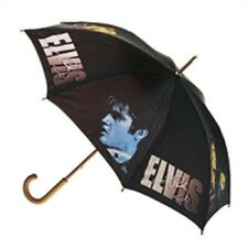 Hollywood 1970 Print Elvis Presley ~ Adult Size Womens Mans Rain Sun Umbrella