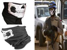 Cool Tubular Skull Mask Bandana Motorcycle Biker Sport Scarf Face Neck Warmer