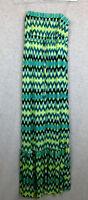 Sequin Hearts Womens Size Small Dress Sleeveless Blue Green Summer