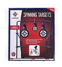 Spinning Logo Target  2 Target Sozes Hunting Pellet Airgun Bb Paintball Practice
