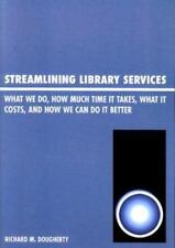 Streamlining Library Services: What We Do, How Much Time It Takes, What It Cost