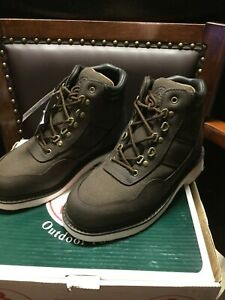 Men's Pro Line Fishing and Hunting Wading Boots Size 8D ~New NIB