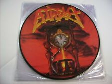 Atheist - Piece Of Time - Picture Disc LP - Thrash Metal Vinyl - NEW COPY