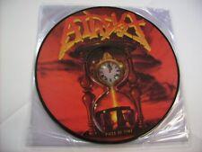 Atheist - Piece Of Time - Picture Disc LP - Thrash Metal Vinyl - NEW COPY