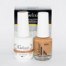GELIXIR Soak Off Gel Polish Duo Set (Gel + Matching Lacquer) - 132