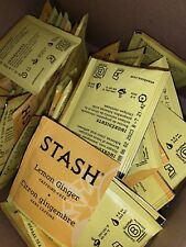 Stash Tea 100 Bags Lemon Ginger