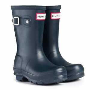Hunter Big Kids Wellies Original Wellington Boots