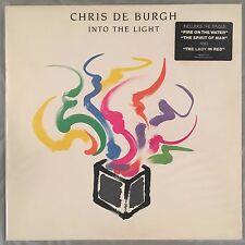 CHRIS DE BURGH - Into The Light (Vinyl LP) A&M SP-5121