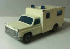 Matchbox Superfast Ambulance 1977  No.41  Made in England by Lesney