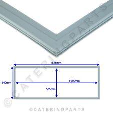 More details for fagor 6045010030 fridge cabinet magnetic door gasket seal 1525x640mm afp afn af