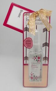BODYCOLOGY Fragrance Mist 1 fl oz/30 ml CHERRY BLOSSOM New Gift Packaged