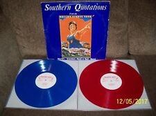 ROLLING STONES Southern Quotations 1978 Smilin' Ears DBL LP SE 27722 NR/MINT