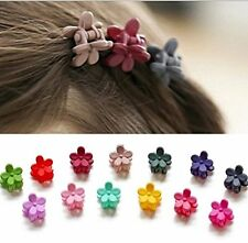 30 Pack IFfree bangs mini hair claw clip hair pin for little girls Random