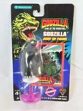 GODZILLA JUMP UP FIGURE NIP 1994 Toho Trendmasters King Of The Monsters MOC NOS