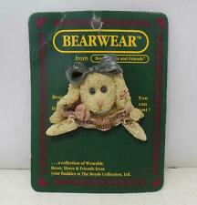 "1995 Boyd's BearWear Collection Pin - ""Margot.Dance, Dance, Dance"" - New"