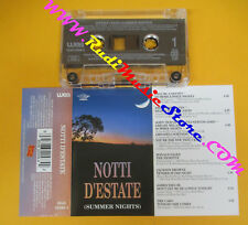 MC COMPILATION NOTTI D'ESTATE 1993 Germany WEA 9548 32098 4 McCartney no cd lp